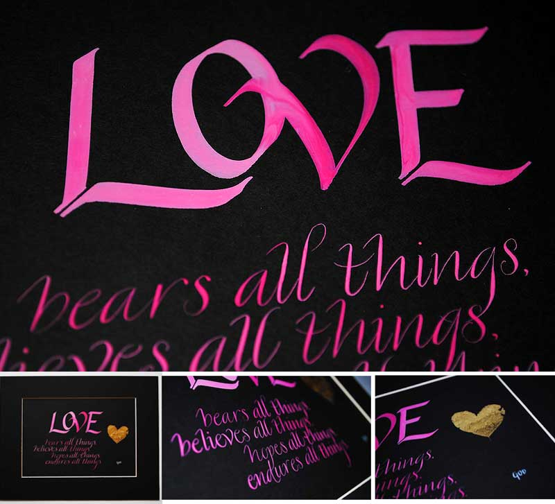calligraphy-art-pink-love-bears-all-things