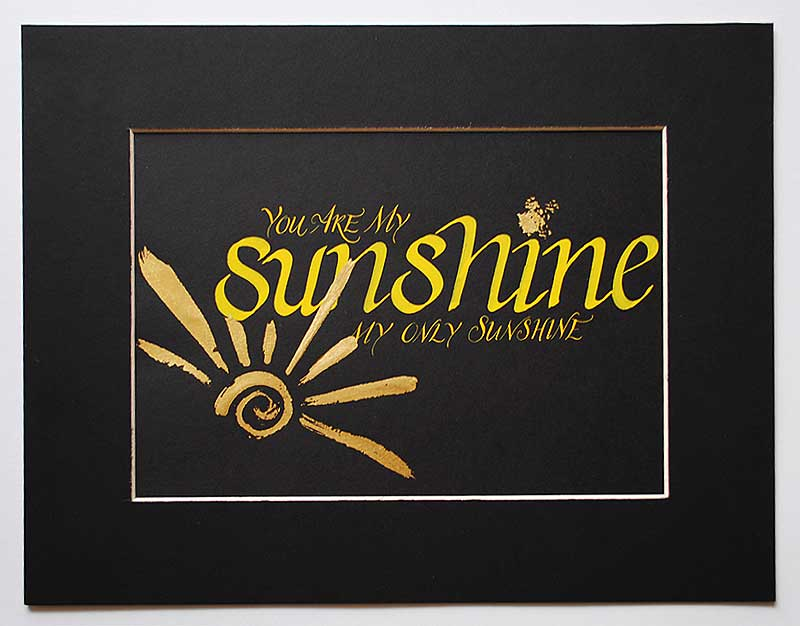 calligraphy-art-sunshine-gilding