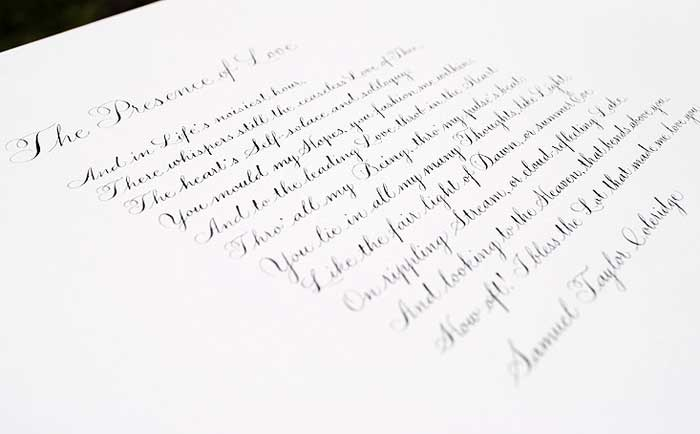 spencerian-calligraphy-style