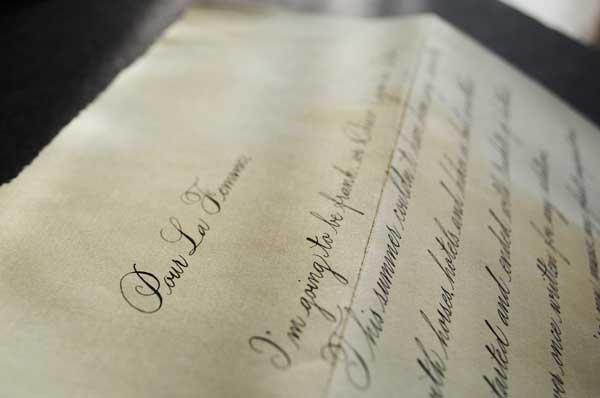 vintage love letter (7)