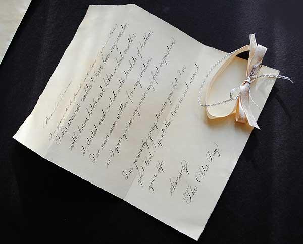 vintage love letter (1)