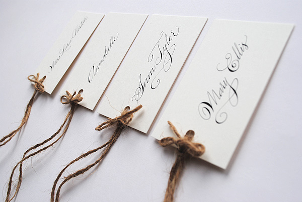 luggage tags as name cards wedding forum you your On name tags for weddings