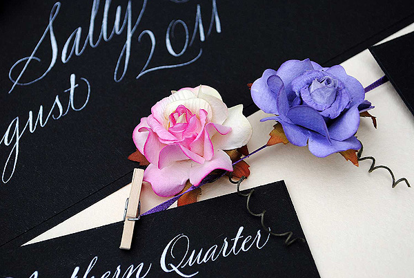 quirky alternative calligraphy