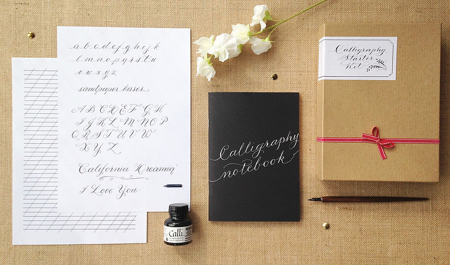 uk calligraphy kits
