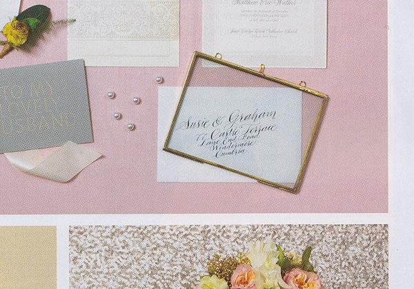 wedding calligraphy (2)