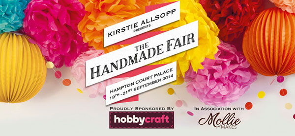 the handmade fair hampton court