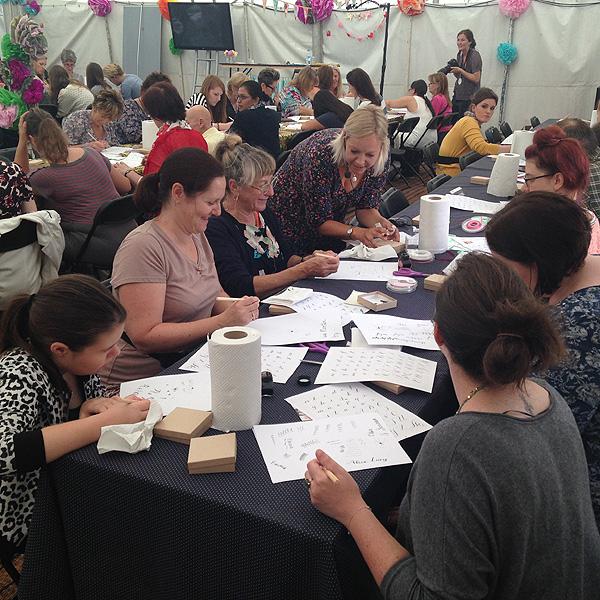 Kirstie Allsopp's Handmade Fair 2014 (24)