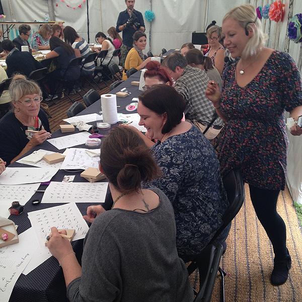 Kirstie Allsopp's Handmade Fair 2014 (25)