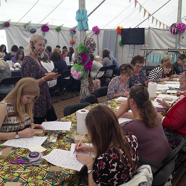 Kirstie Allsopp's Handmade Fair 2014 (26)