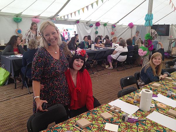Kirstie Allsopp's Handmade Fair 2014 (17)