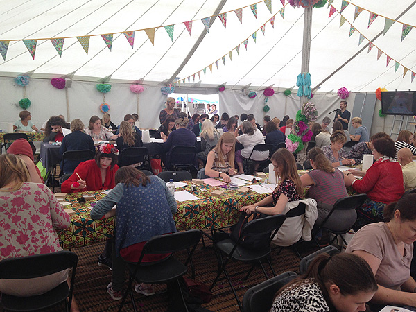 Kirstie Allsopp's Handmade Fair 2014 (21)