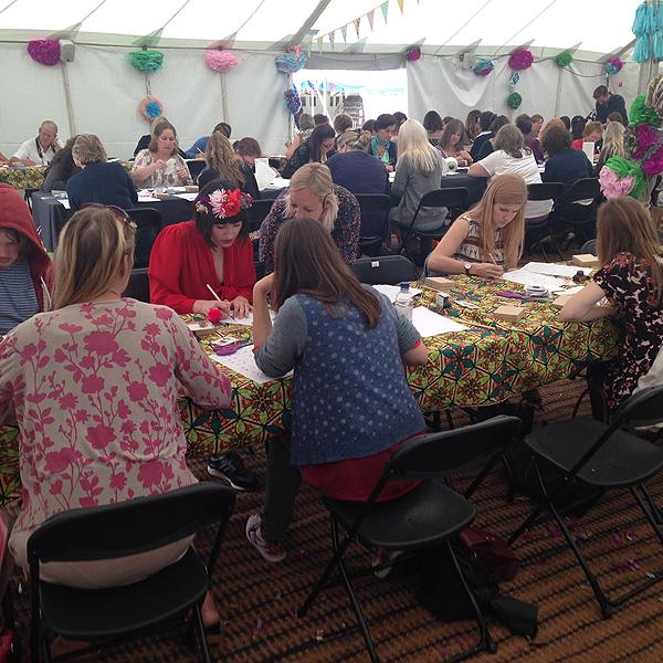 Kirstie Allsopp's Handmade Fair 2014 (22)