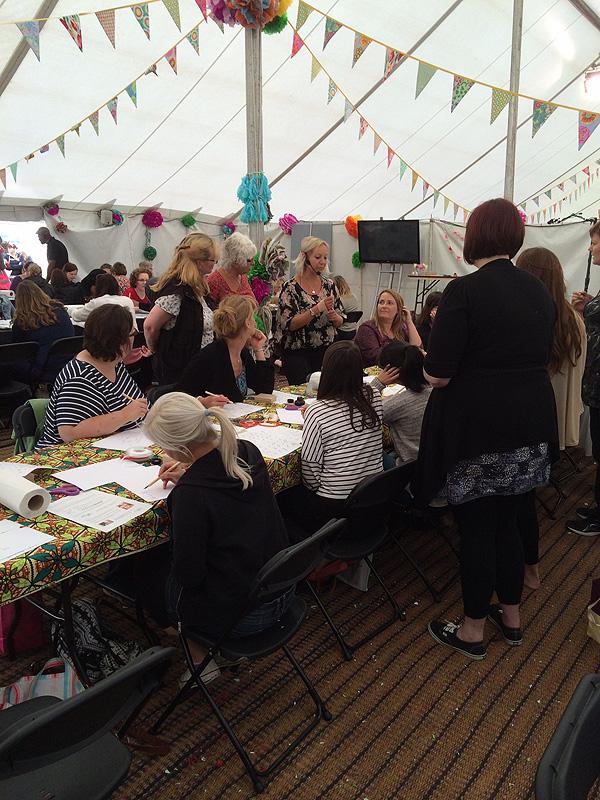 Kirstie Allsopp's Handmade Fair 2014 (31)