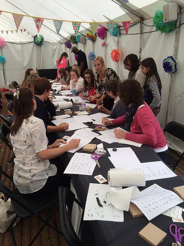 Kirstie Allsopp's Handmade Fair 2014 (32)