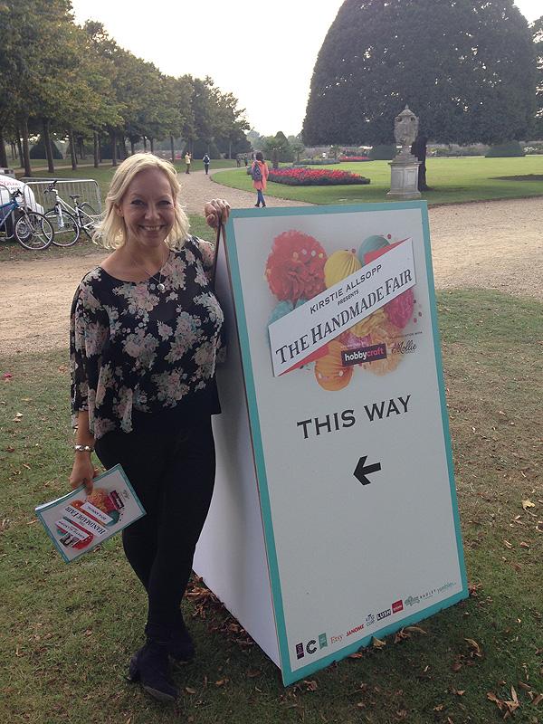 Kirstie Allsopp's Handmade Fair 2014 (40)