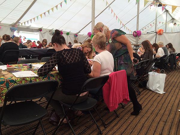 Kirstie Allsopp's Handmade Fair 2014 (11)