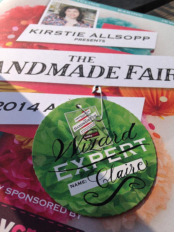 Kirstie Allsopp's Handmade Fair 2014 (14)
