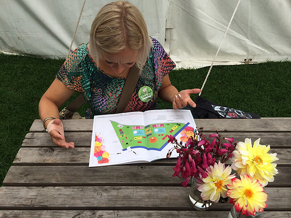 Kirstie Allsopp's Handmade Fair 2014 (5)