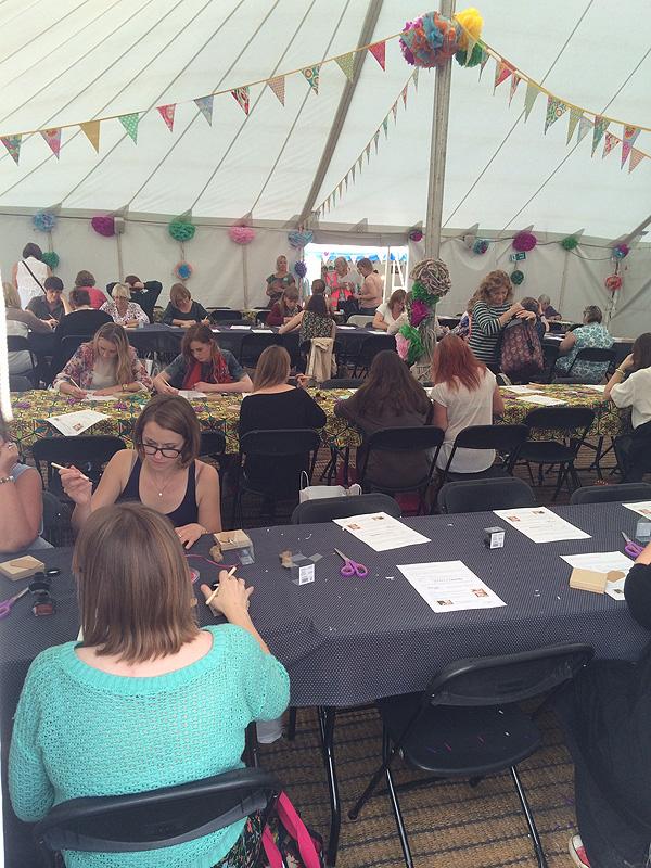 Kirstie Allsopp's Handmade Fair 2014 (7)