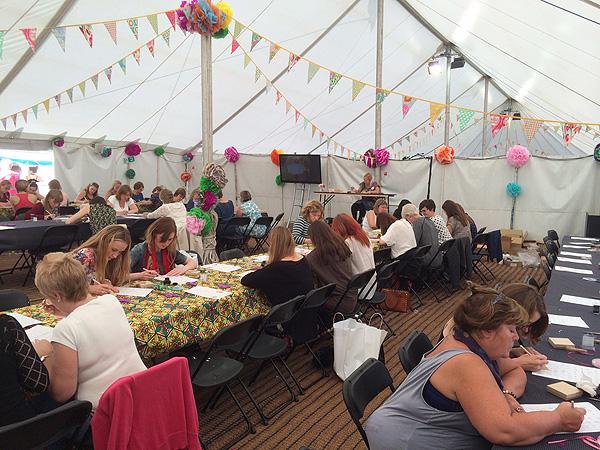 Kirstie Allsopp's Handmade Fair 2014 (8)