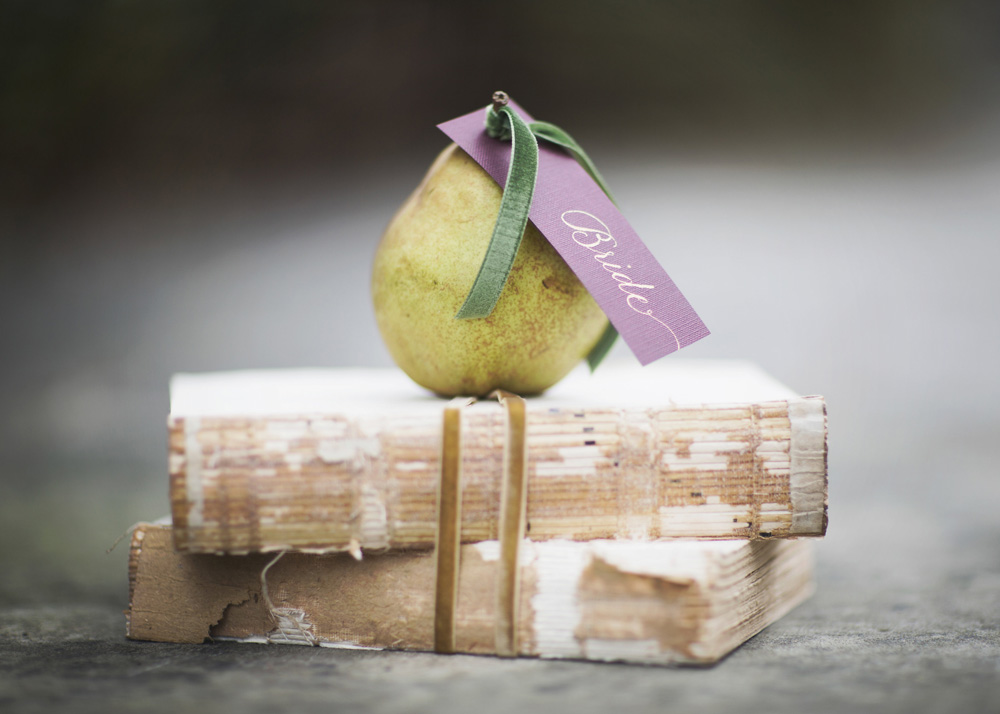 Melissa Beattie Photography Pears calligraphy Claire Gould (1)