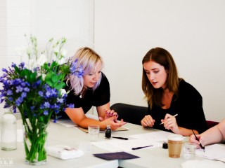 Learn ~ modern calligraphy workshops in Manchester