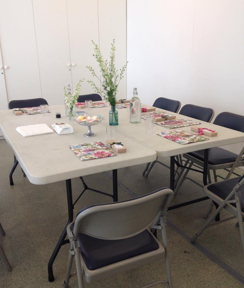 Manchester calligraphy workshop (3)
