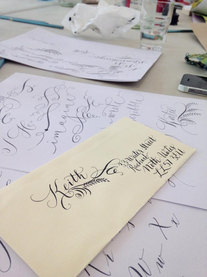 Manchester calligraphy workshop (6)