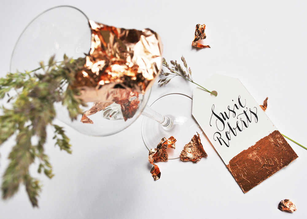 Calligraphy project-copper-styling5
