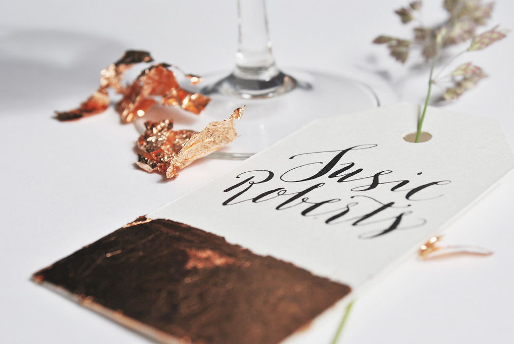 Calligraphy project-copper-styling6