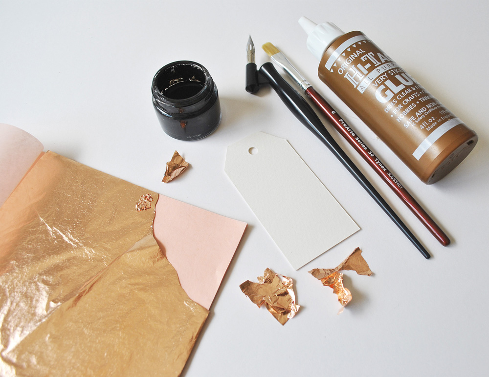 Calligraphy-project-copper-supplies