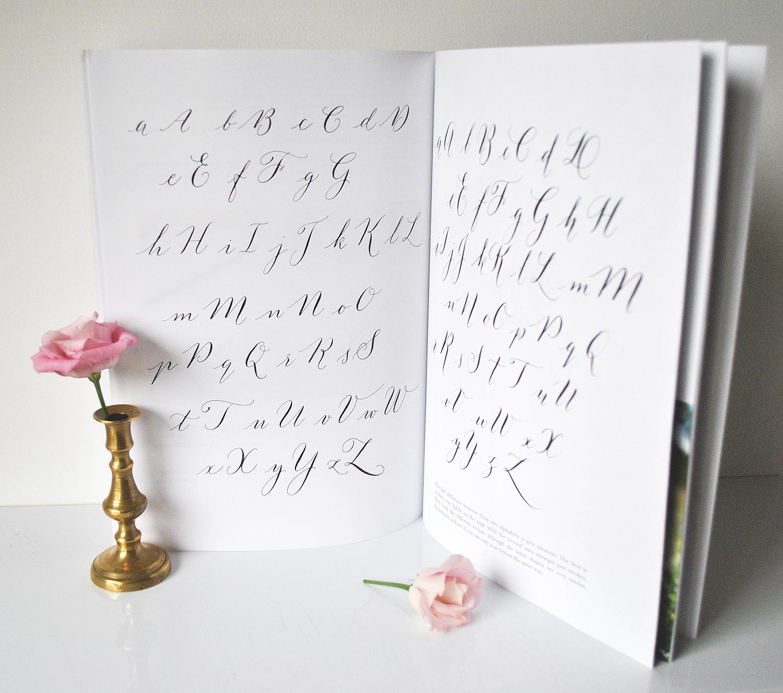 Calligraphy kit uk alphabet styles