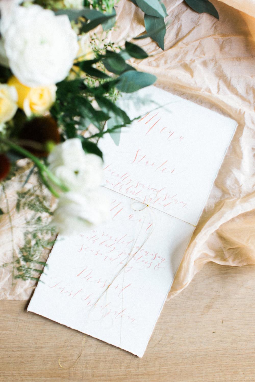 Elegant calligraphy-127