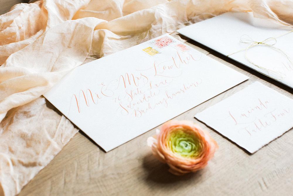 Elegant calligraphy-134