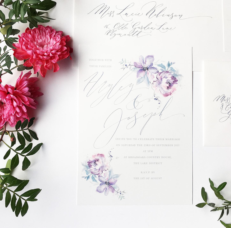 Handwritten Wedding Invitations Price Wedding Invitation