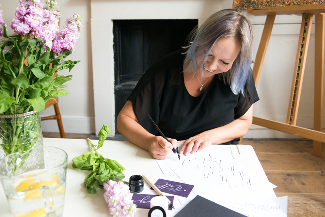NEW! Beginners to Winners modern calligraphy workshops!