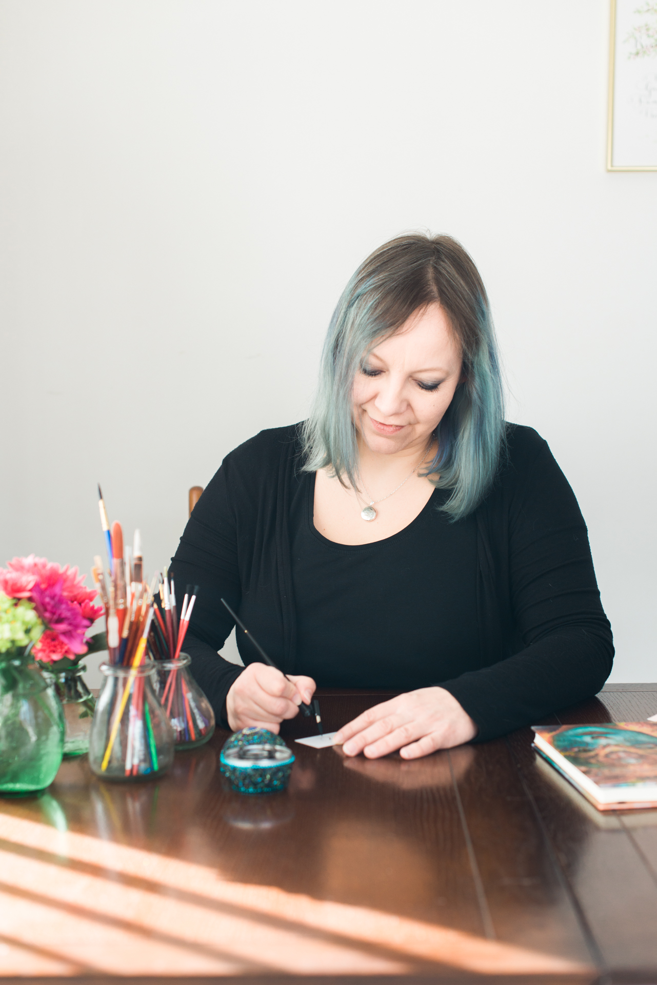 Summer calligraphy workshop dates for your diary!