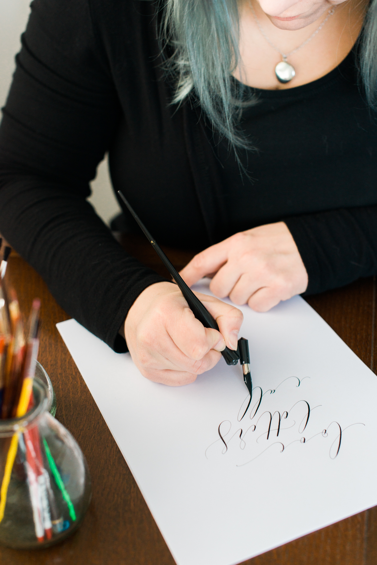 How long does it take to learn modern calligraphy? – By ...