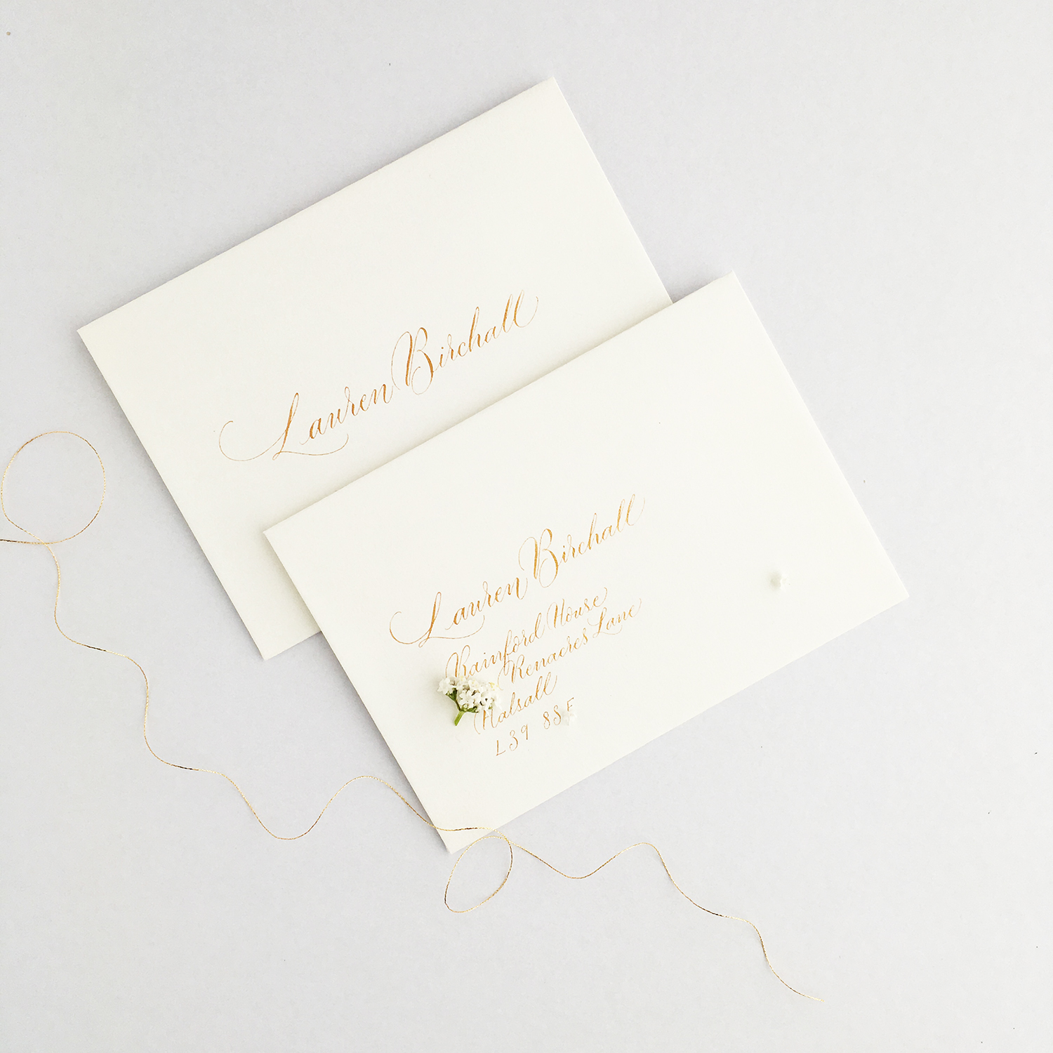 wedding envelopes uk calligrapher for hire