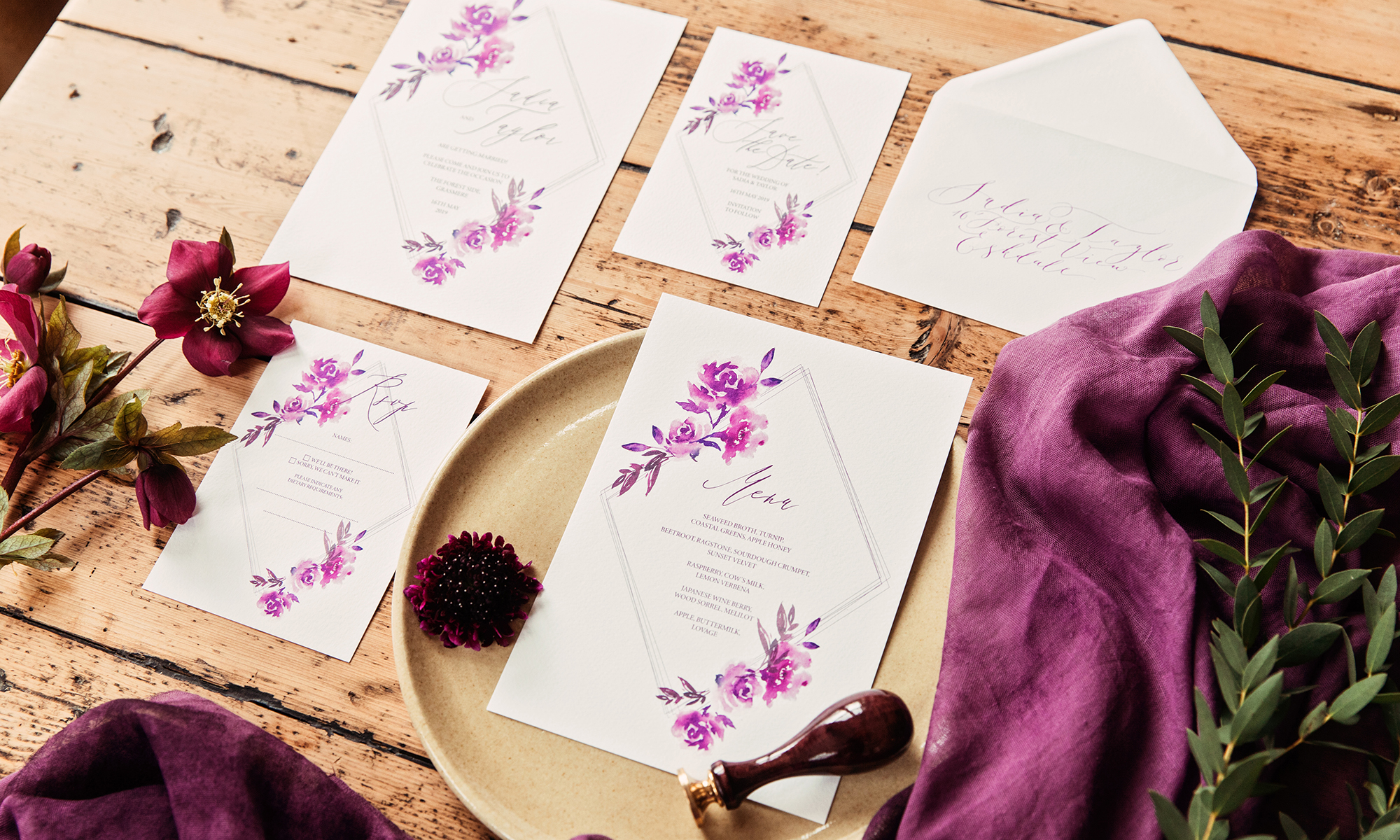 Buy Wedding Invitations: Easy Buy Online Wedding Invitations And Matching Items