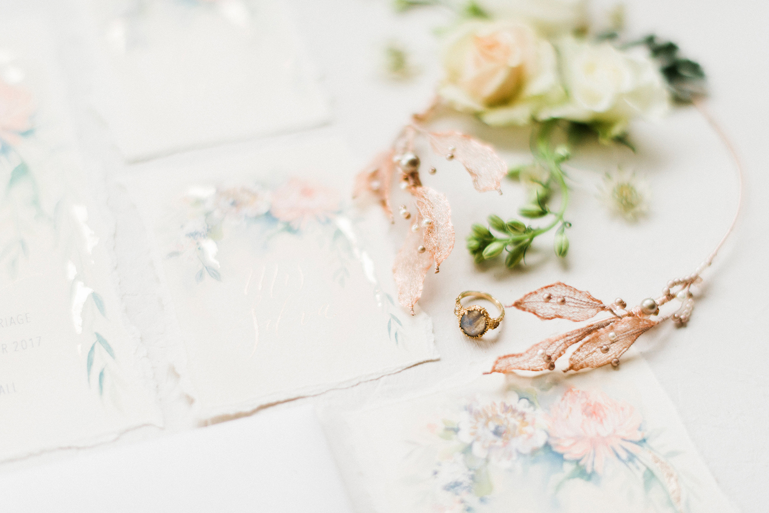 Pricing for bespoke calligraphy and wedding stationery – how it works