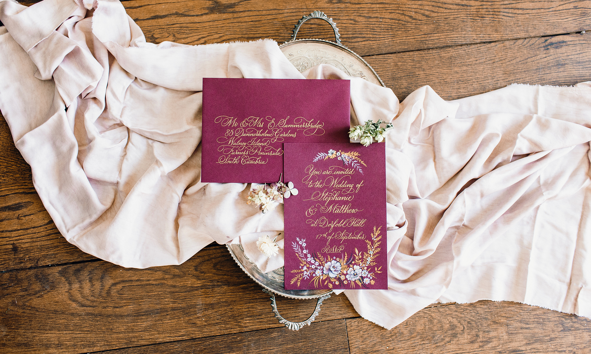 Calligraphy-for-Weddings.com