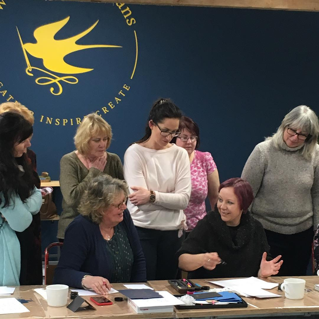 Modern Calligraphy Workshops – autumn 2019
