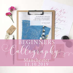 Calligraphy workshop Location Date Click for details