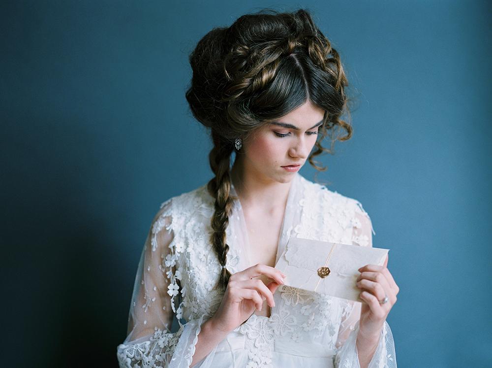 Edwardian romance calligrapher for hire